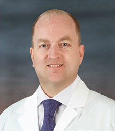 Headshot of Raymond W. Grundmeyer,, MD, neurosurgeon with Kansas Spine & Specialty Hospital.
